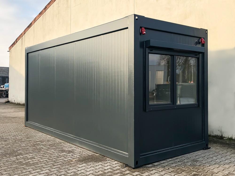 Doppel-Bürocontainer DB2.1 (29,4m²)