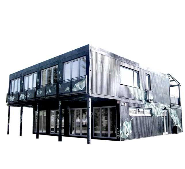 Conliving GmbH - Doppel Bürocontainer - Bild