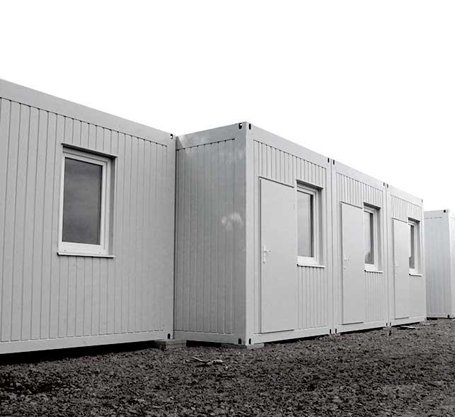 Conliving GmbH - Wohncontainer - Bild