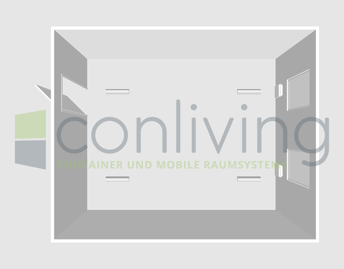 wohncontainer conliving gmbh container. Black Bedroom Furniture Sets. Home Design Ideas