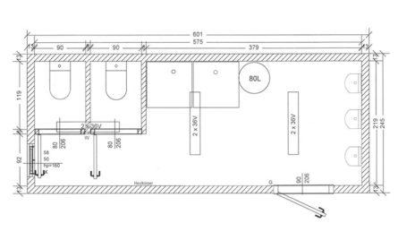 Sanitärcontainer-SC4-Skizze