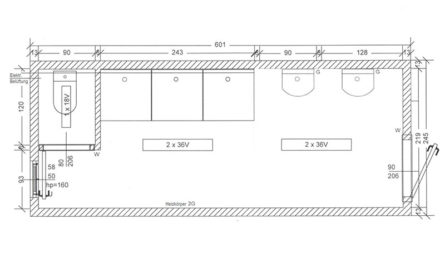 Sanitärcontainer-SC5-Skizze