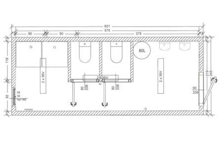 Sanitärcontainer-SC7-Skizze